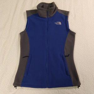 NWOT The North Face Fleece Vest